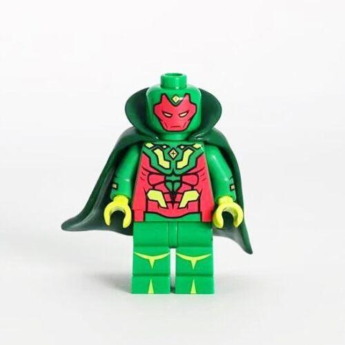 ⎡DRAGON BRICK ⎦Custom Vision Lego Minifigure