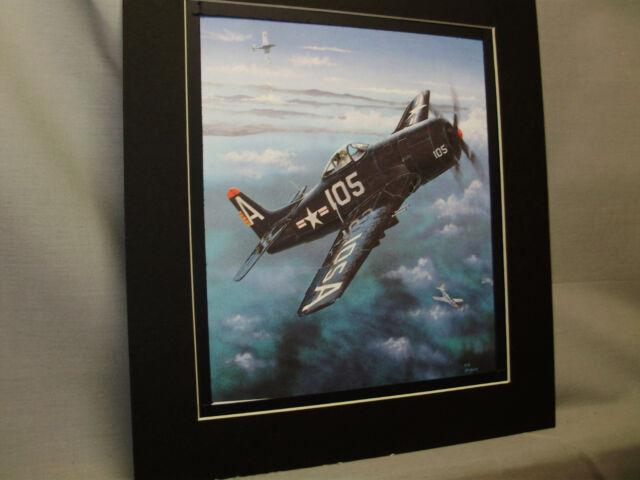 F8F Bearcat Prop Grumman Aviation Archives Ebay Largest selection by artist
