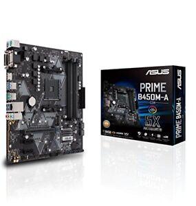 Asus-Prime-B450M-A-CSM-Desktop-Motherboard-AMD-Chipset-Socket-AM4
