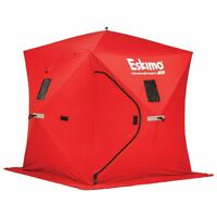 Eskimo Quickfish2 Ice Tent 69151 Portable Popup 2 Person Ice Fishing Shelter