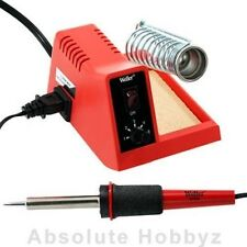 Weller Solder Station 40W 120V, Includes SPG40 Iron & ST3 Tip (for Hobbyists)