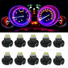 10pcs T3/T4/T5 Neo Wedge Dash SMD LED Bulbs T3 1210 1SMD Car Interior Light