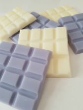 HIGHLY SCENTED WAX MELT BARS - OIL BURNER - SOY WAX - MANY FRAGRANCES