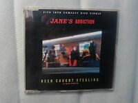 """Janes Addiction Been Caught stealing 12"""" remix CD EP"""