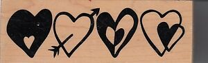 heart-border-psx-Wood-Mounted-Rubber-Stamp-1-1-2x-4-1-2-034-Free-Shipping