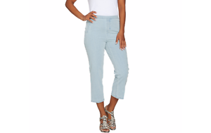 Isaac-Mizrahi-Live-Regular-24-7-Denim-Pull-On-Crop-Jeans-Bleached-Indigo-Sz-4-J