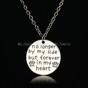 No-Longer-By-My-Side-But-Forever-In-My-Heart-Round-Pendant-Necklace-Party-Gifts