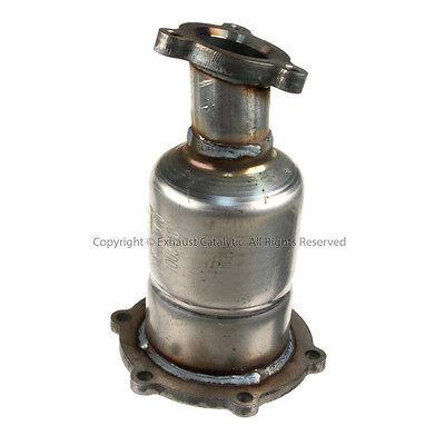 Catalytic Converter Compatible with 1996-2004 Nissan Pathfinder Aluminized Steel Tube 1 Sensor Port Upstream