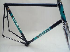 Vintage-80s-COLNAGO-SUPER-Columbus-SL-frame-set-rahmen-master
