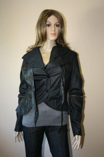 Annhagen 1399 Jacket Taille Designer Uvp 38 Leather Jacket Leather Short rxFrCwq