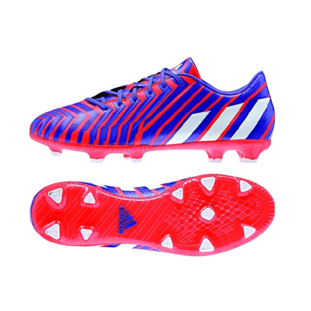 sobrino perturbación parásito  adidas Predator Absolado Instinct FG Football BOOTS EU 40 2/3 Solar Flash  S15 for sale online | eBay