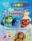 Disney-Pixar Inside Out: So Many Feelings: Riley's World Inside and Out by Sfi Readerlink Dist (Hardback, 2015)