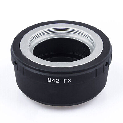 X-Pro1 X-E2 UK Seller Minolta MD to Fuji X Mount Lens Adapter Adaptor for X-E1