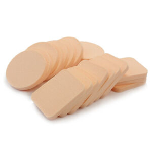 20pc-Puderquaste-Schwaemmchen-Gesicht-Puder-Pads-Sponge-Koerperpuder-Schwamm-neu