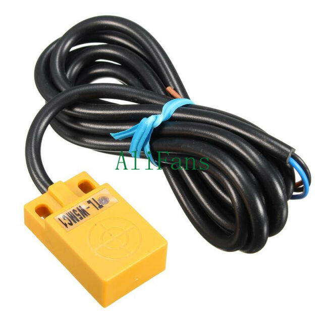 TL-W5MC1 5mm 3 Wire Inductive Proximity Sensor Detection Switch NPN DC 6-36V