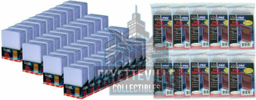 1000 Ultra Pro 3x4 Toploaders 35pt Standard Size 1000 Ultra Pro Penny Sleeves