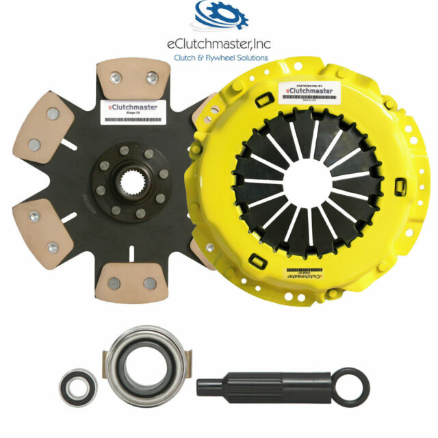 CLUTCHXPERTS STAGE 4 RACING CLUTCH KIT Fits 2003 MAZDA PROTEGE MAZDASPEED
