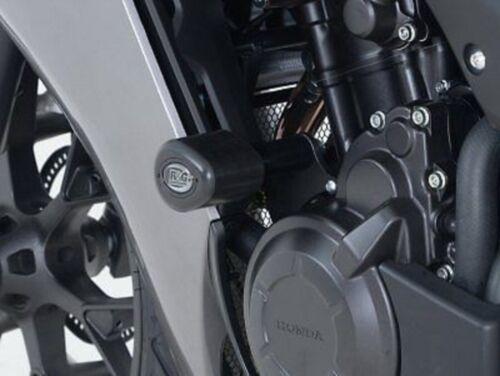 R/&G RACING CRASH PROTECTORS AERO BOBBINS HONDA CBR500R 2014