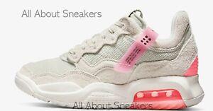 "Jordan MA2 ""Light Bone/Sunset Puls"" Women's Trainers All Sizes Limited Stock"