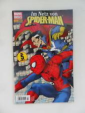 1x Comic  Marvel Im Netz von Spider-Man Nr. 14 panini Zustand 0-1/1