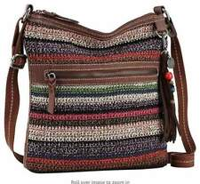 item 5 NWT The Sak Lucia Crochet Crossbody Shoulder Bag Vagabond Stripe SHP  INTL -NWT The Sak Lucia Crochet Crossbody Shoulder Bag Vagabond Stripe SHP  INTL a6b9ce2f79a63