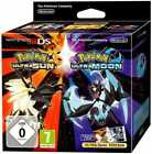 Pokémon Ultra Soleil/ Pokémon Ultra Lune - Ultra Dual Edition (Nintendo 3DS, 2017)