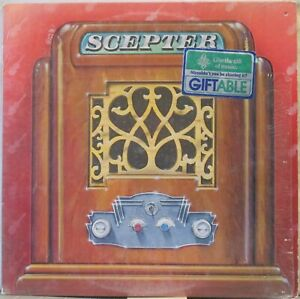 SCEPTER s/t LP Christian Pop-Rock/CCM on Star Song Records – in Shrink Wrap