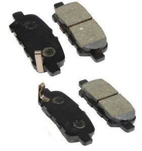 2002 /> 10 E51 EBC Ultimax Rear Brake Pads for Nissan Elgrand 2.5