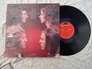 SLADE-LP-OLD-NEW-BORROWED-AND-BLUE-polydor-2383261-33rp