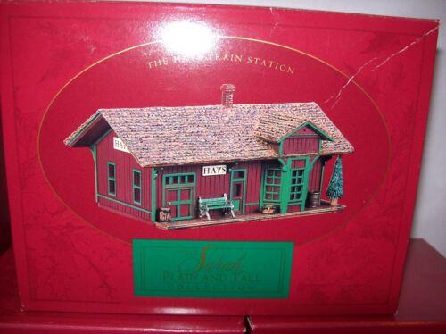 HALLMARK THE SARAH PLAIN /& TALL COLLECTION 1994 VILLAGE YOU CHOOSE USED W// BOX