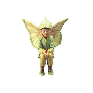 Flower-Fairy-Ulme-Serie-3-Deko-Figur-Elfe-Fee-Blumenkind-NEU