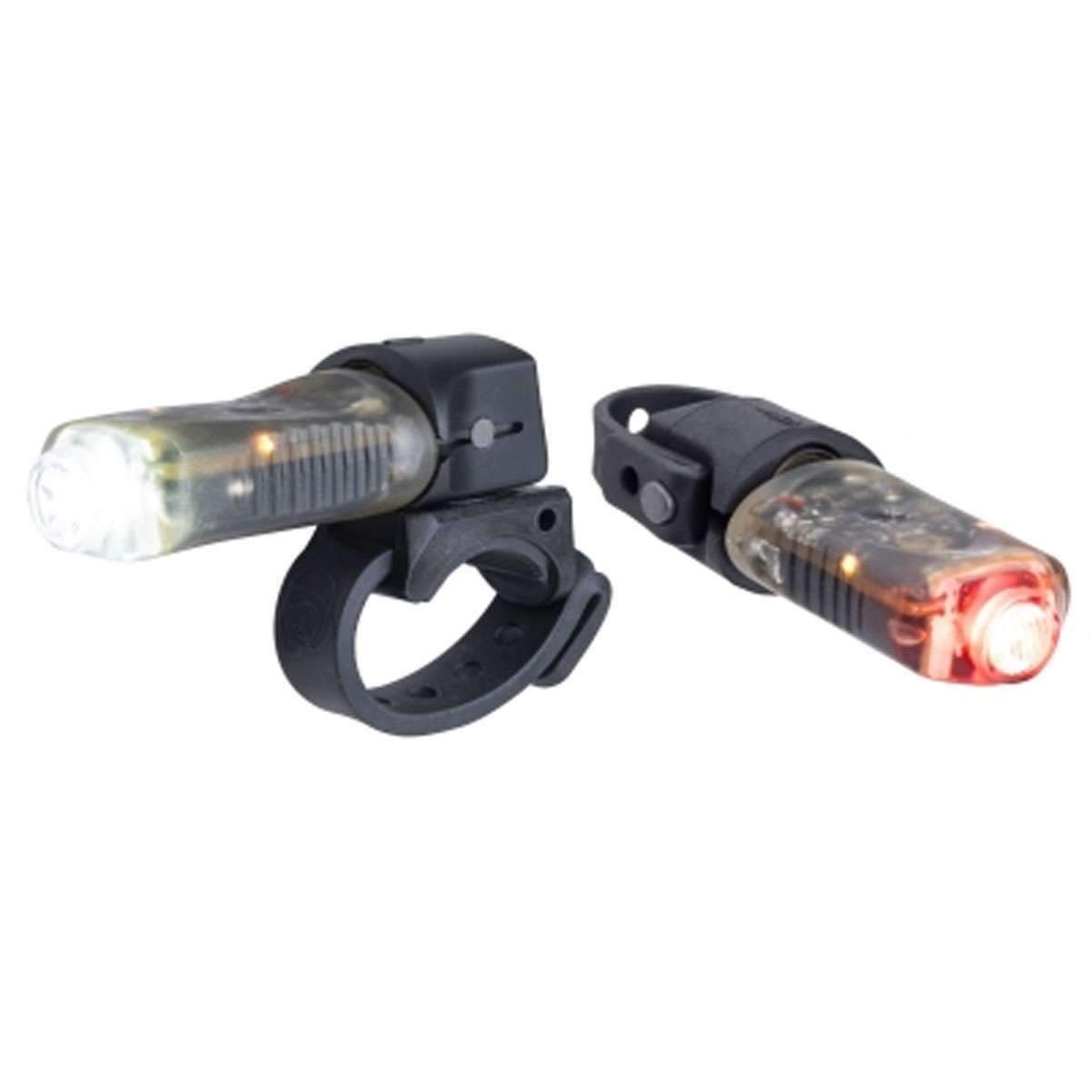 Light & Motion Vibe Commuter HeadLight Taillight Combo Bicycle Lights NEW