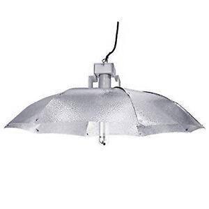 parabolic reflector lighting kit hydroponics