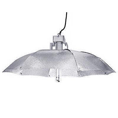 Grow Light Tent Parabolic Shade Reflector Shade 80cm or 100cm Hydroponics