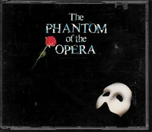 COFFRET-2-CDS-BOF-OST-21-TITRES-THE-PANTOM-OF-THE-OPERA-1987