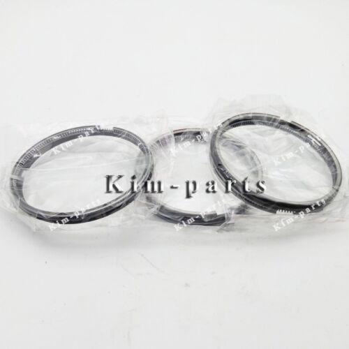 New 3 STD Piston Ring Set for Yanmar 3T72SB 3T72 engine 3T72SA-B 3T72H-N