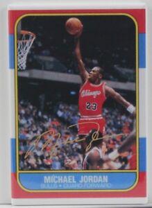 Details About Michael Jordan Rookie Card 2 X 3 Fridge Magnet Chicago Bulls Nba Air Jordan