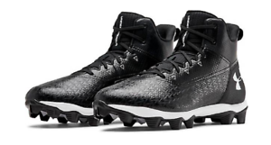 NEW Under Armour Men/'s Hammer Mid RM Football Cleats Size 14 EE Wide