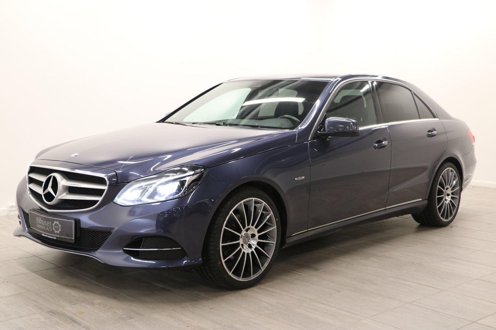 Mercedes E220 2,2 BlueTEC Edition E aut. 4d - 344.900 kr.