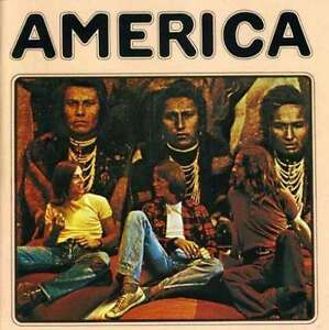 NEW-CD-Album-America-Self-Titled-Mini-LP-Style-Card-Case
