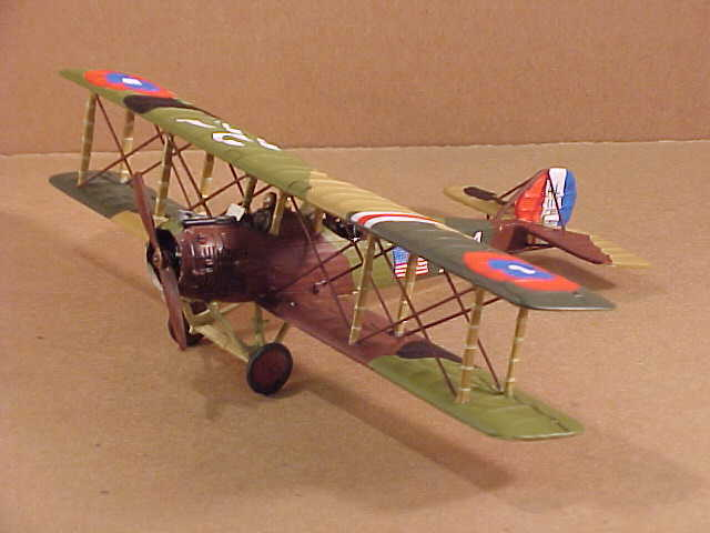Wings Of The Great War  WW11301 1 72 WWI Salmson 2.A2 Recon A C. U S Air Service