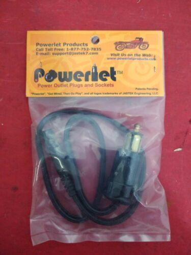 BMW Motorcycle Charger Plug NEW Powerlet PAC-008-18