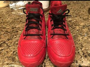 reputable site 8f9c4 b55a9 Image is loading Men-s-Adidas-Dame-1-Rose-City-8-