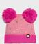 Under-Armour-Girls-039-UA-Double-Pom-Beanie-Pink thumbnail 1