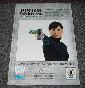 Details about MEC Pistol Shooting Training Book English Version! Technique  Tactics Psychology+