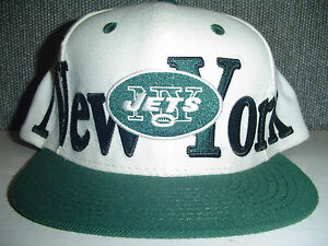New York Jets Brand New REEBOK SNAPBACK Hat NFL FOOTBALL mens Green ... 963300021