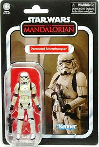 Star-Wars-3-75-034-Vintage-Coleccion-remanente-Stormtrooper-Nuevo-en-la-accion