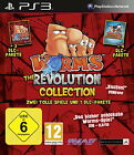 Worms: The Revolution Collection (Sony PlayStation 3, 2013, DVD-Box)