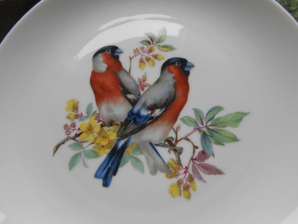 AK Kaiser Platter., AK. Kaiser - Fugle platter., 1960