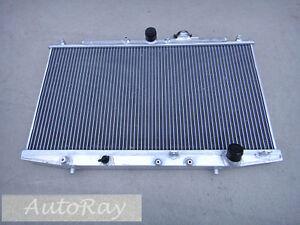 full aluminum radiator for honda accord sir sirt cf4 98 02 1999 2000 rh ebay com CF4 Honda Malaysia Honda CG3